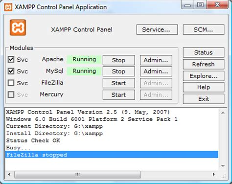 Installing and configuring PHP, Apache, and MySQL for PHP
