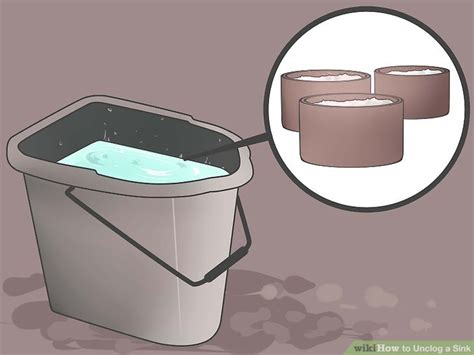 How to Unclog a Sink: 10 Steps (with Pictures) - wikiHow