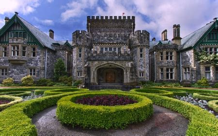 Hatley Castle - Other & Architecture Background Wallpapers