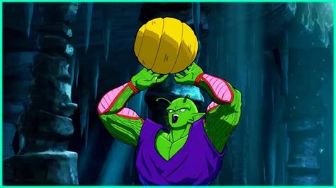 Piccolo Plays Volleyball with Gotenks - Dragon Ball