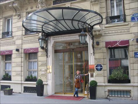 A Night in the Normandy Hotel – France Revisited - Life in