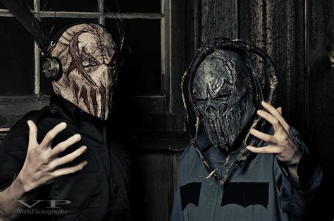 Mushroomhead - ST1TCH and Skinny masks | View Large On