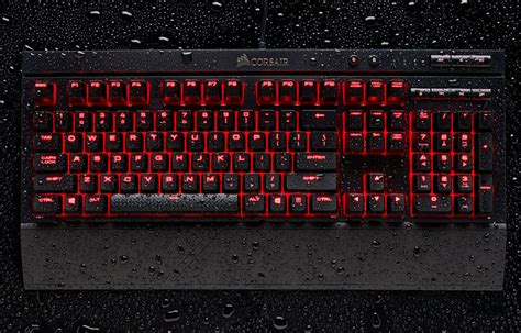 Corsair K68 Dust And Spill Resistant Gaming Keyboard