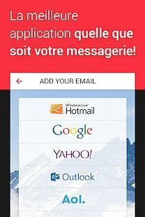 MyMail – Messagerie Hotmail, Gmail, Free