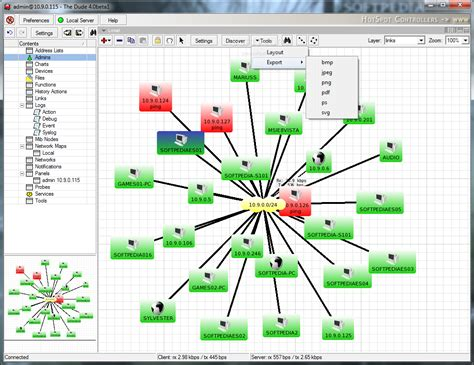 The Dude - Free software downloads | Network and IP Tools