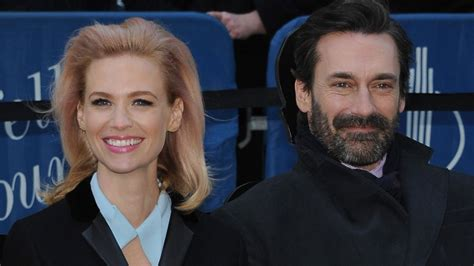Jon Hamm And January Jones Are Dating – All The Details On