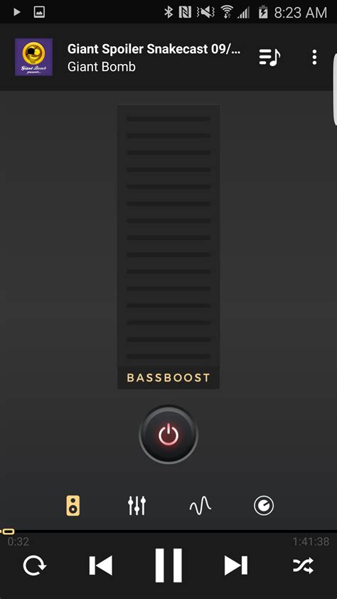 Equalizer music player booster for Amazon Kindle Fire HD