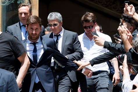 Spanish experts explain how Messi could face future jail term