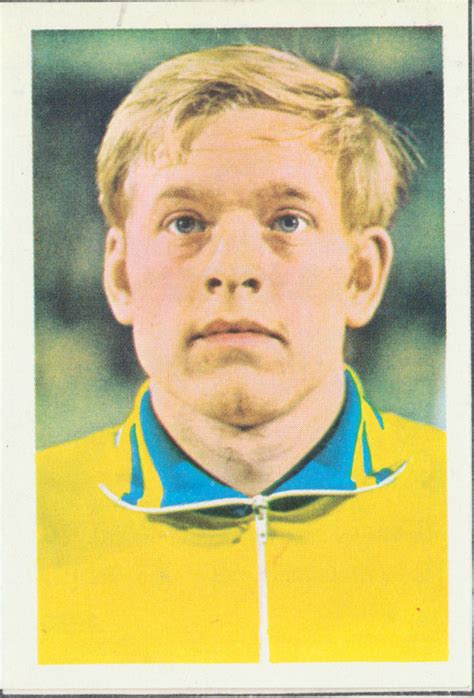 Sweden - World Cup Soccer Stars Mexico 70