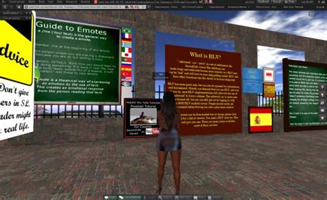 Second Life Tutorial: RLV, Mesh, and Folders – How it
