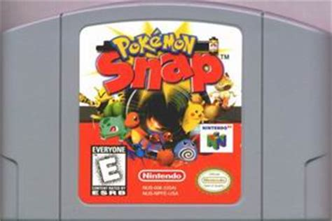 Pokemon Snap (USA) ROM