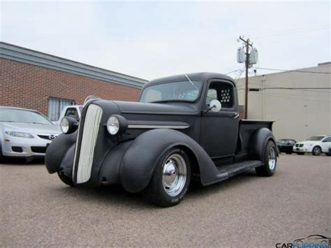 1937 Plymouth TRUCK | Carflipping