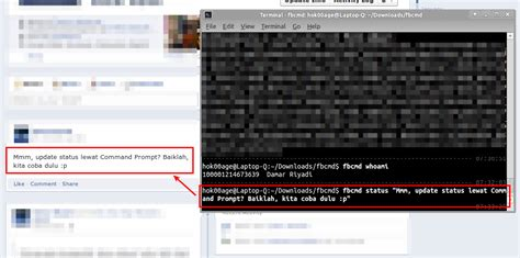Fbcmd: Use Facebook from Command Line