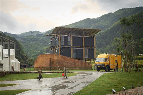 the inaugural international bamboo biennale takes place in