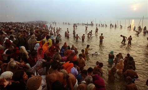 On the road again - Kumbha Mela 2013: inch Allah