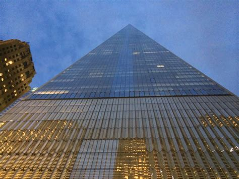 The new One World Trade Center (Freedom Tower) in NYC
