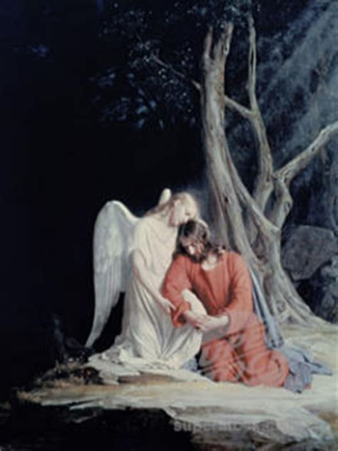 The Sorrowful Mysteries: Agony in the Garden - Easter