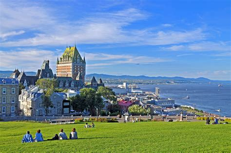 Weather in Quebec in april 2021 - Climate, Temperature