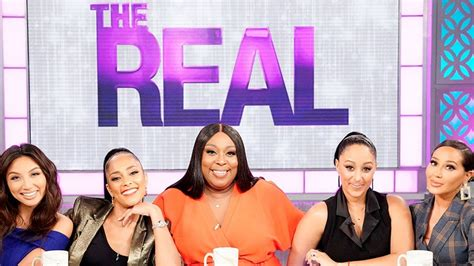 Tamera Mowry-Housley Announces Exit From 'The Real' After