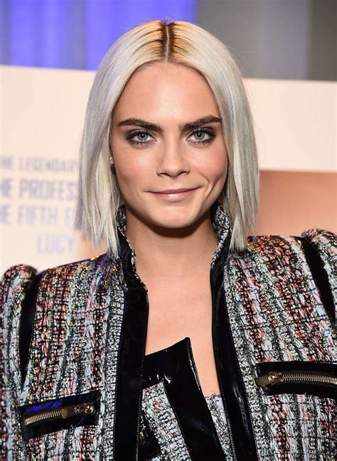 Cara Delevingne – Trailer viewing of 'Valerian and The