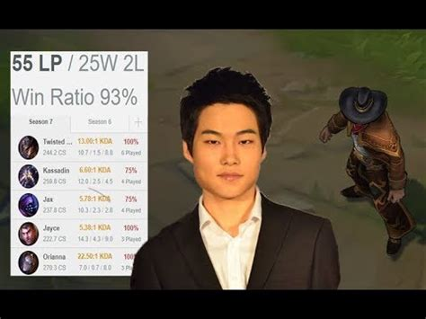 APDO'S New 93% Win Rate Smurf   Twisted Fate Game Review