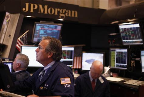 How Did JPMorgan Lose Billions In One Trade? London 'Whale