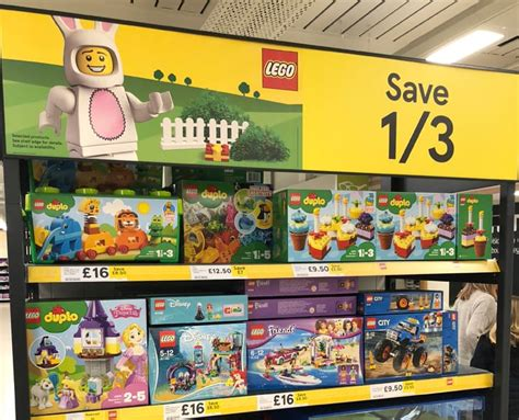 Best From The 1/3 OFF LEGO Sale at Tesco – Money Saver Online