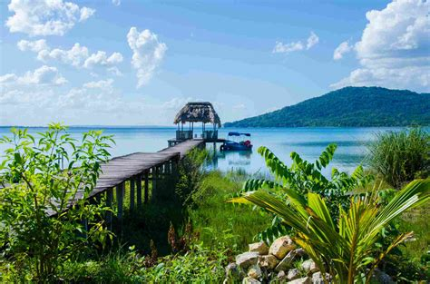 Best Lakes in Central America