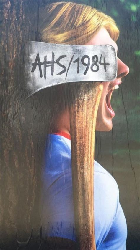 American Horror Story: 1984 gets four slasher-themed posters
