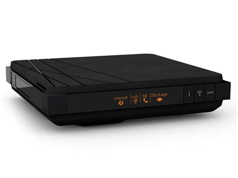Nouvelle Livebox 4 d'Orange ADSL, VDSL2 et Fibre