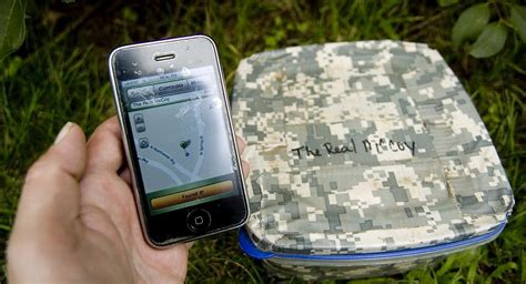 Try it: Geocaching is all about the thrill of the hunt