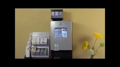 Starbucks Interactive Cup® Digital Brewer - YouTube