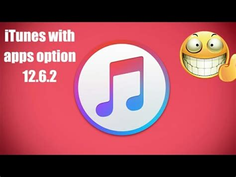iTunes with Apps option 12