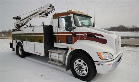 Kenworth Shows Off 6 Trucks at The Work Truck Show
