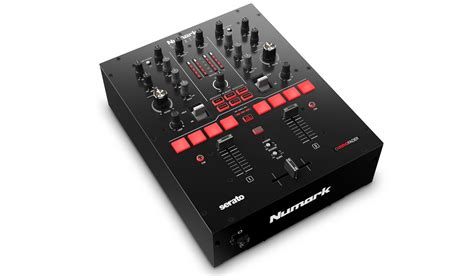 Numark Releases The Scratch, A Two Channel Serato DJ Pro