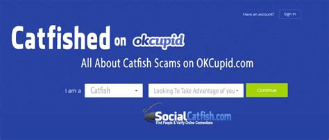 OKCupid Scams: All About Catfish Scams on OKCupid