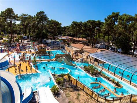 Camping Palmyre Loisirs - Location mobil home en Charente