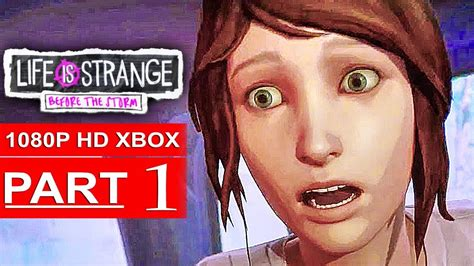 LIFE IS STRANGE BEFORE THE STORM Episode 1 Gameplay
