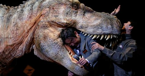 Westworld meets Jurassic Park as Japan show off plans for