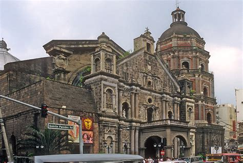 Manila, Philippines: Traditional and Historical Architecture