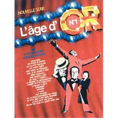 COMPILATION - AGE D'OR VOL