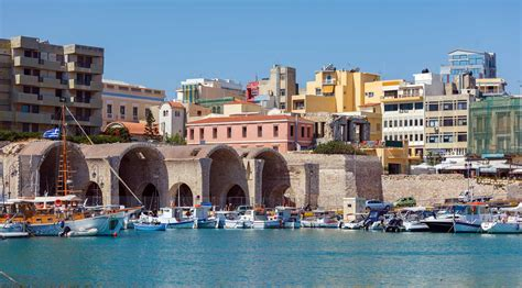 Heraklion Travel Costs & Prices - Palace of Knossos