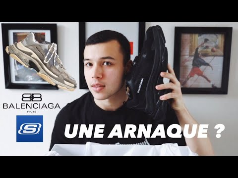 6 shoes which could compete with Balenciaga Triple S