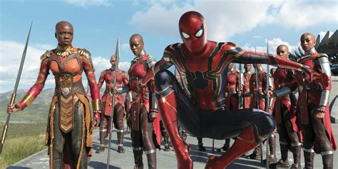 Avengers 4 Reshoots Casting Call Hints At Spider-Man In