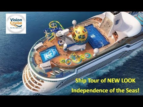 HUMP JUNIOR SUITE   RCI INDEPENDENCE OF THE SEAS - YouTube