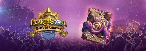 Hearthstone Global Games Voting Opens - News - Icy Veins
