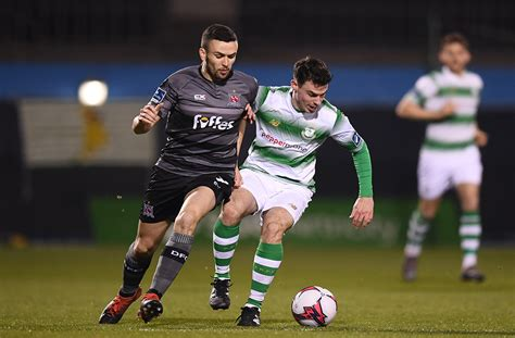 Pictures | Shamrock Rovers - Dundalk Football Club