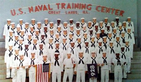 Great Lakes, IL Naval Training Center - 1971,Great Lakes