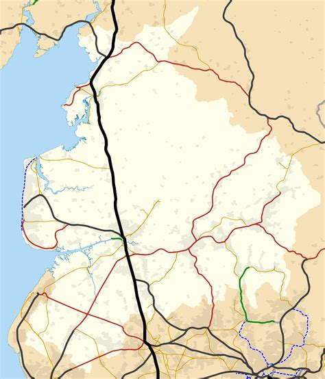 List of railway stations in Lancashire - Wikipedia