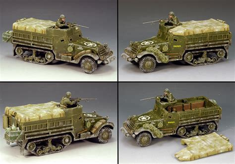 M3A2 Half-Track   King & Country
